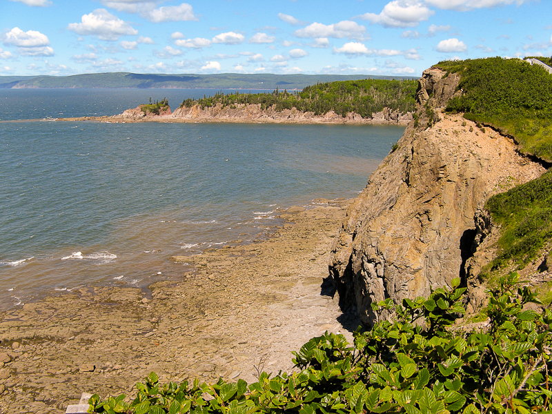 Cape Enrage, New Brunswick, Canada.