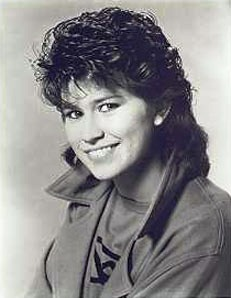 "Nancy McKeon from ""The Facts of Life"""