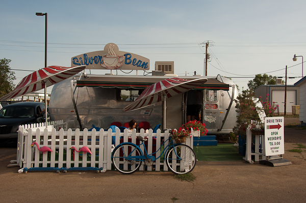 The Silver Bean, Cortez, CO.