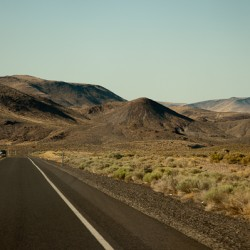 The Nevada Highway