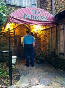 The Peddler Steak House in Greenville, SC