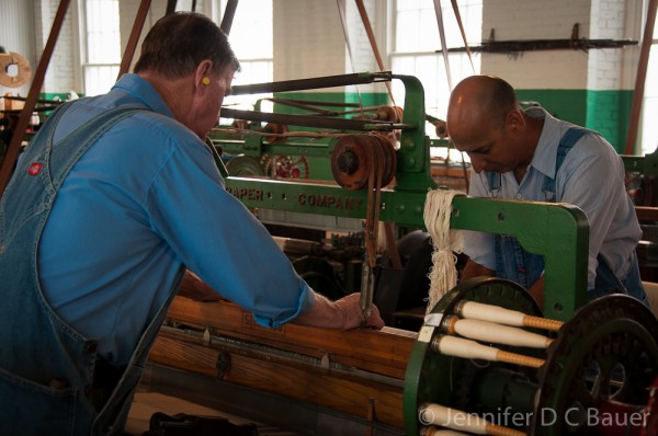 Lowell National Historical Park - Boott Cotton Mills