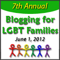 7th Annual Blogging for LGBT Families