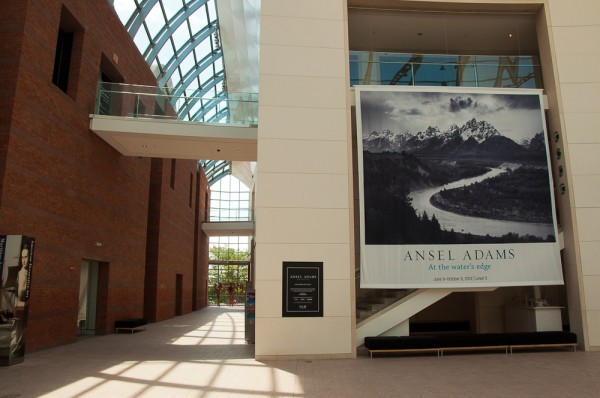 At The Water's Edge - Ansel Adams at the Peabody Essex Museum in Salem, MA