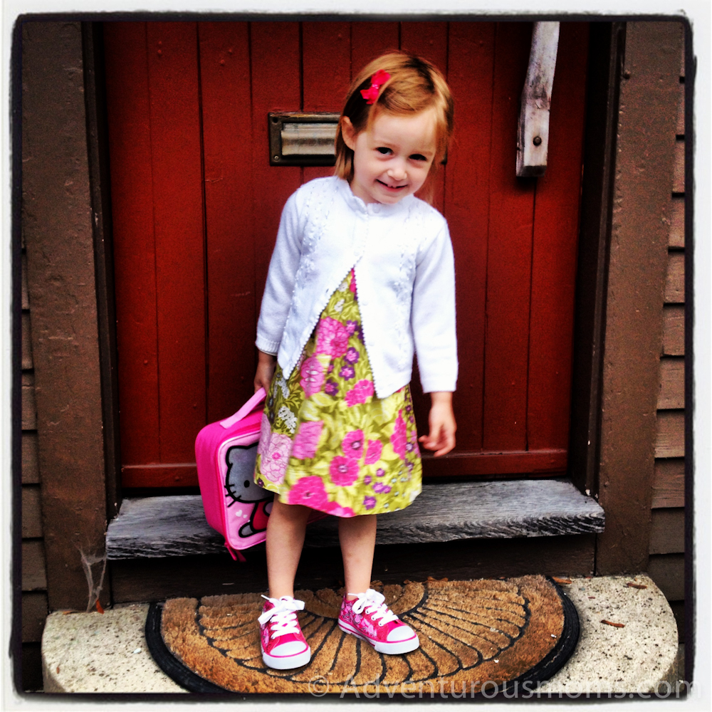 Addie's First Day of School