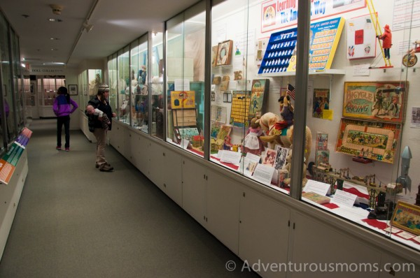 Wenham Museum Toy Exhibits
