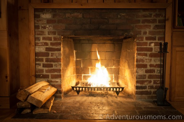 Duraflame Roasting Logs in Action