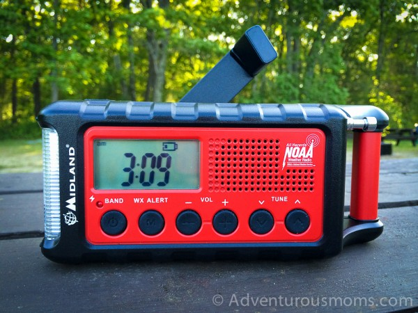Midland ER300 Weather Alert Radio