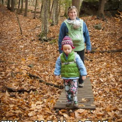 Hiking with Babies and Toddlers - The 10 Essentials