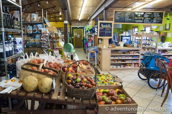 The Swamp rabbit Cafe and Grocery