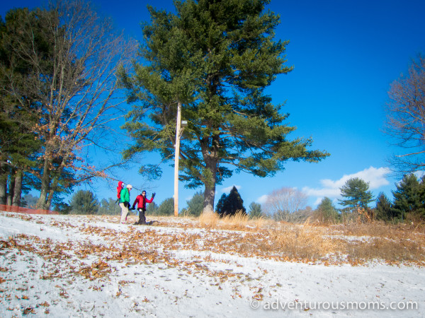 Winter Trails Day 2015 at Weston Ski Track