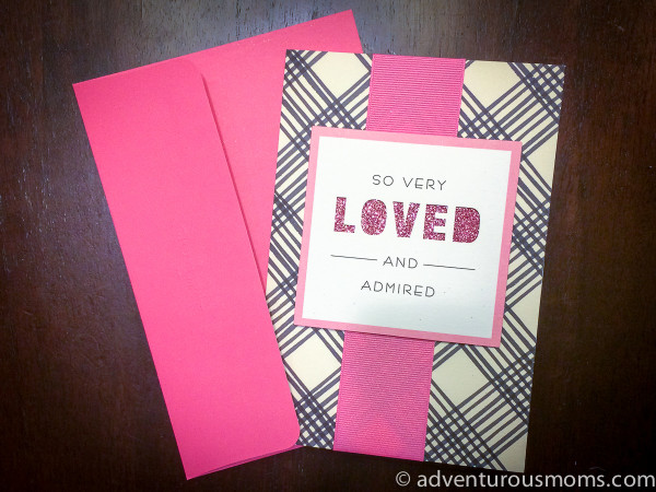 #PutYourHeartToPaper With Hallmark for Mother's Day
