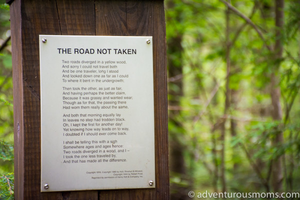 Robert Frost Interpretive Trail, Ripton, VT