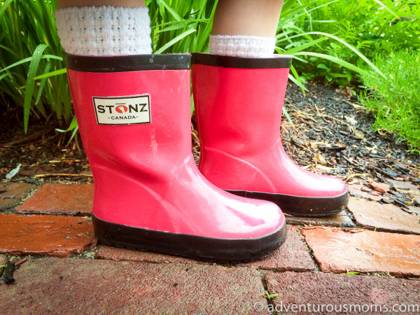 Gear Review: Stonz Rain Bootz and Booties