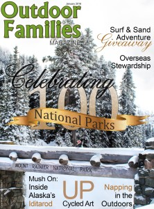 Outdoor Families Magazine
